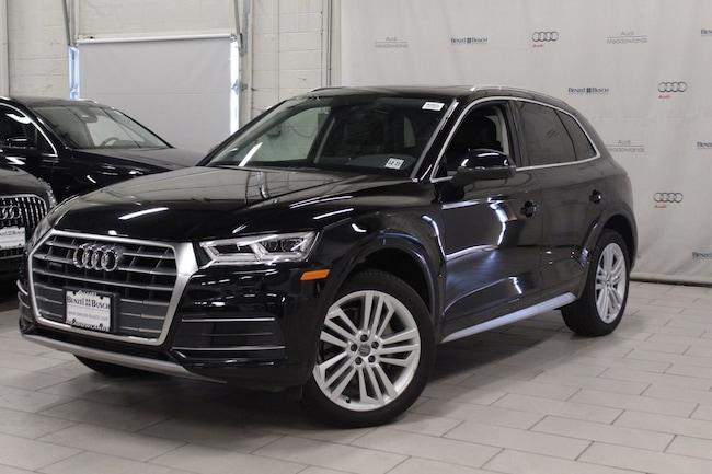 Used 2018 Audi Q5 Premium Plus SUV Near New York City
