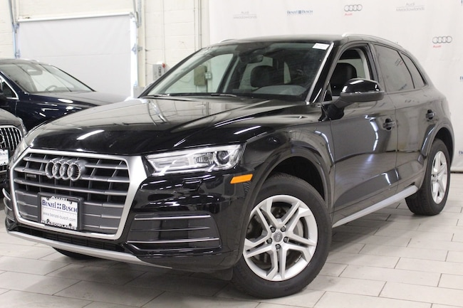 Used 2018 Audi Q5 Premium SUV Near New York City