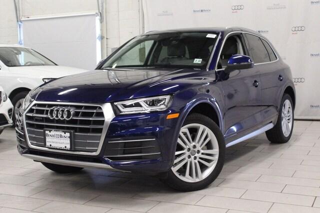 Certified Used  2018 Audi Q5 Premium Plus SUV Near New York City