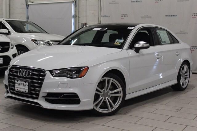 2015 Audi S3 2.0T Premium Plus Sedan