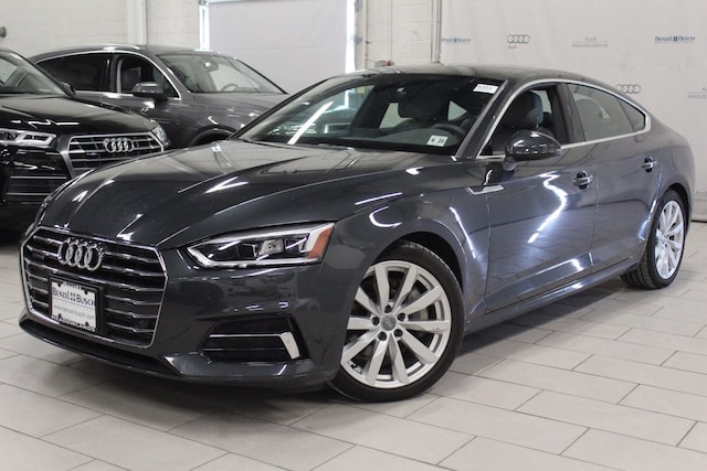 2018 Audi A5 Premium Plus Sportback Near New York City