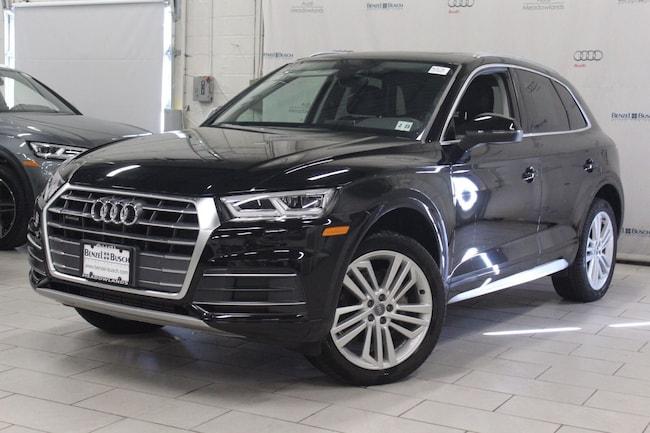 Used 2018 Audi Q5 Premium Plus SUV Near New York City