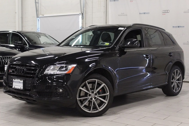 Used 2016 Audi SQ5 Premium Plus SUV Near New York City