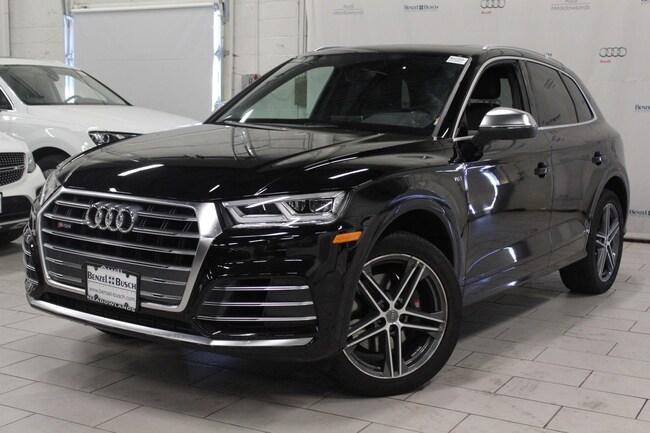 Used 2018 Audi SQ5 Premium Plus SUV Near New York City