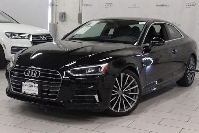 Used 2018 Audi A5 Premium Plus Coupe Near New York City