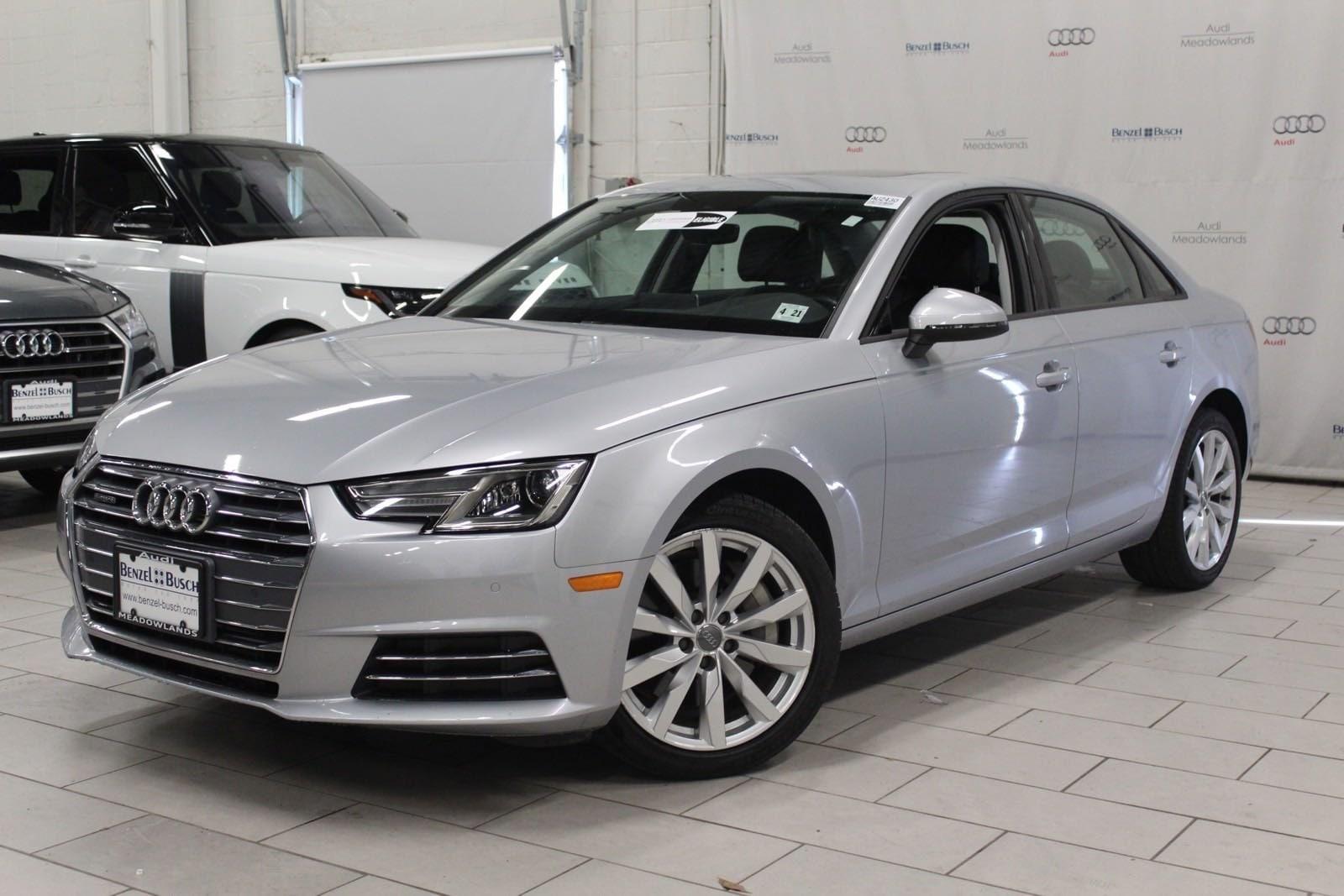 2017 Audi A4 Premium Sedan