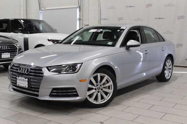 Certified Used  2017 Audi A4 Premium Sedan Near New York City