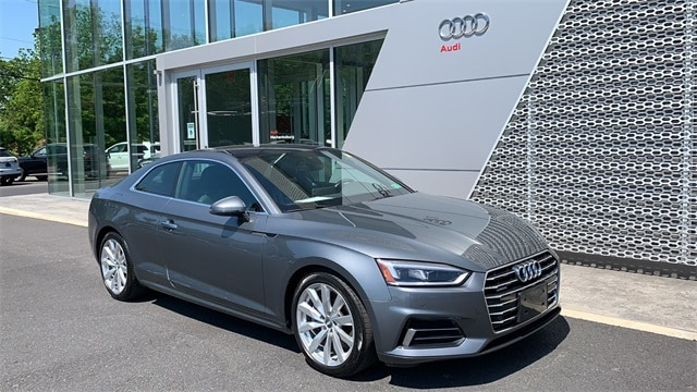 Used 2018 Audi A5 2.0T Premium Plus Coupe for sale in Mechanicsburg PA