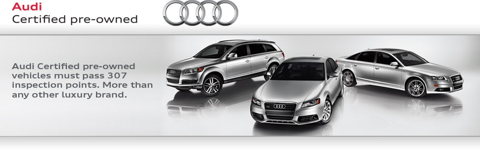 Audi Certified Pre Owned >> Certified Pre Owned Audi For Sale Used Audi Mechanicsburg Pa