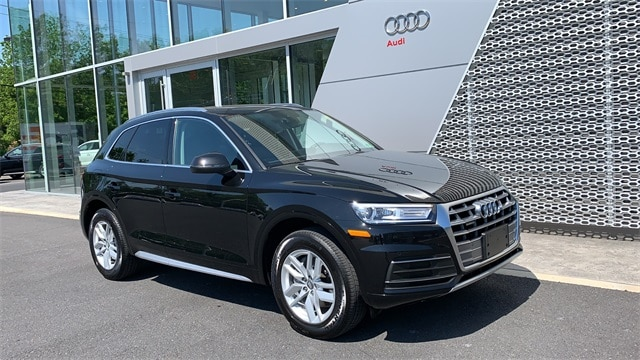 Certified Pre-Owned 2020 Audi Q5 Premium SUV for sale in Mechanicsburg PA