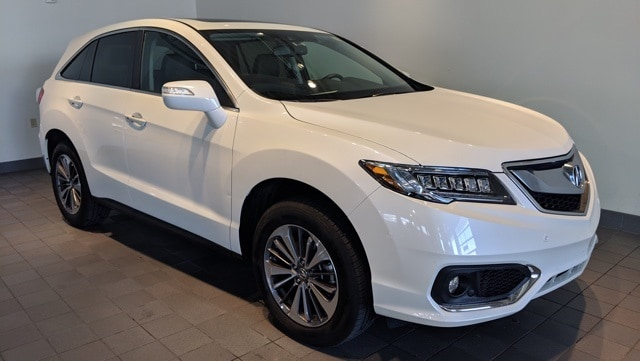 Used  2018 Acura RDX V6 AWD with Advance Package SUV for Sale in Mechanicsburg PA