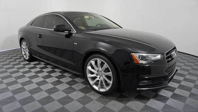 2015 Audi A5 Premium Plus Coupe