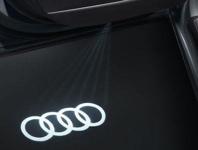 Audi Puddle Lights Per two doors