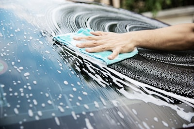 Oil Change with Car Wash and Inspection