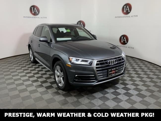 2019 Audi Q5 2.0T Prestige SUV Milwaukee