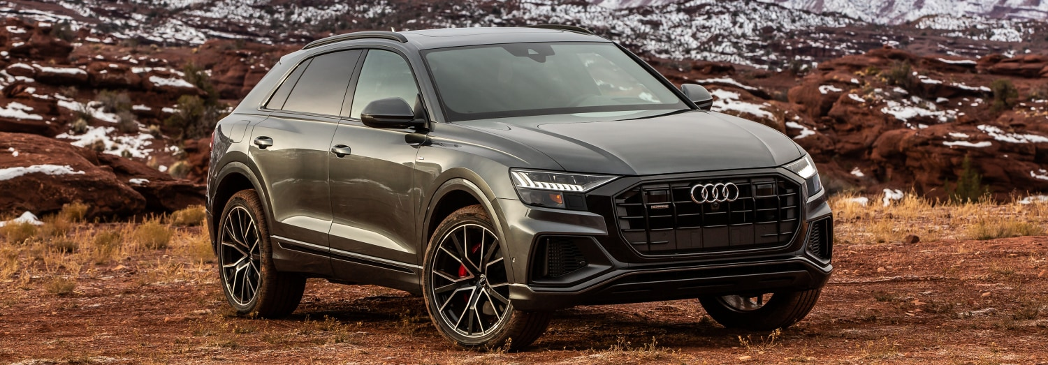 New Audi Q8 Inventory at Audi Minneapolis