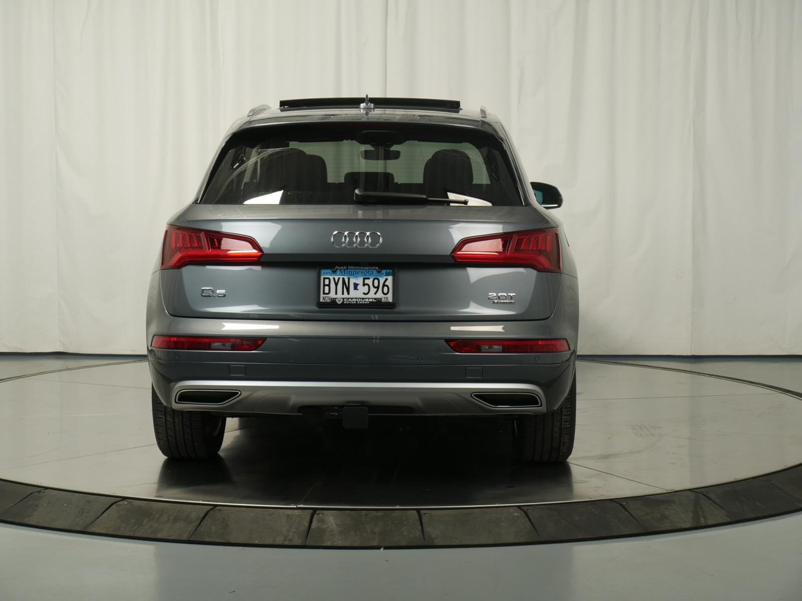Used 2018 Audi Q5 For Sale at Audi Minneapolis | VIN: WA1BNAFY3J2234842