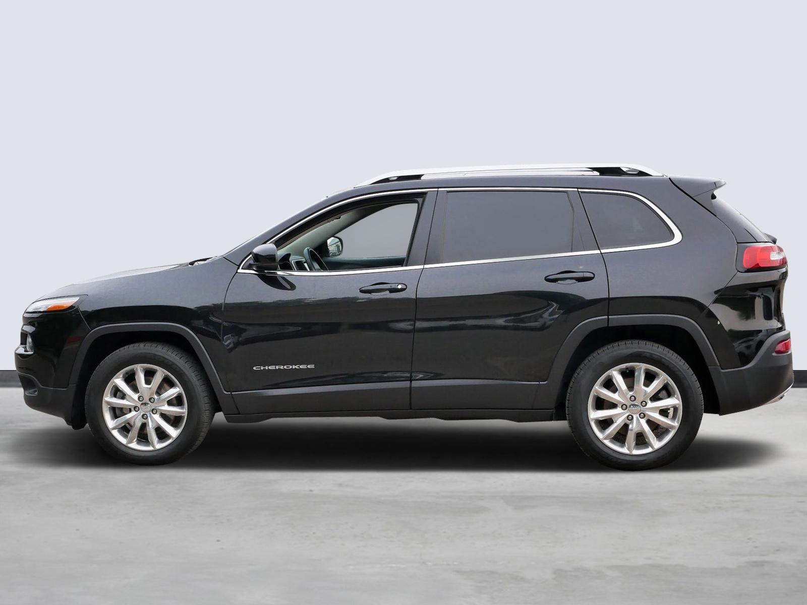 Used 2016 Jeep Cherokee Limited with VIN 1C4PJMDS9GW122605 for sale in Minneapolis, Minnesota