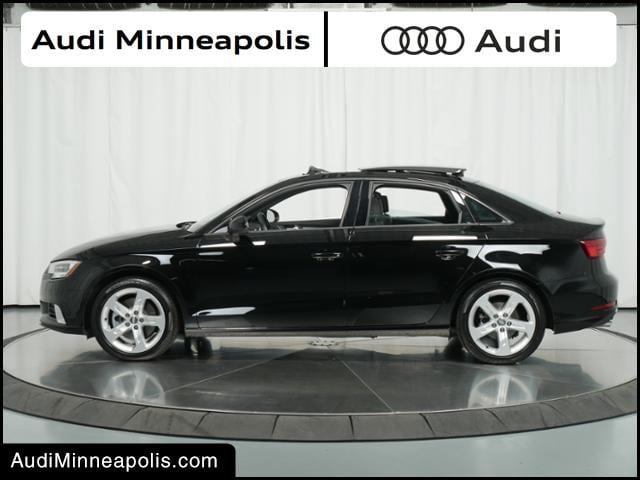 2018 Audi A3 Sedan 2.0T Sedan