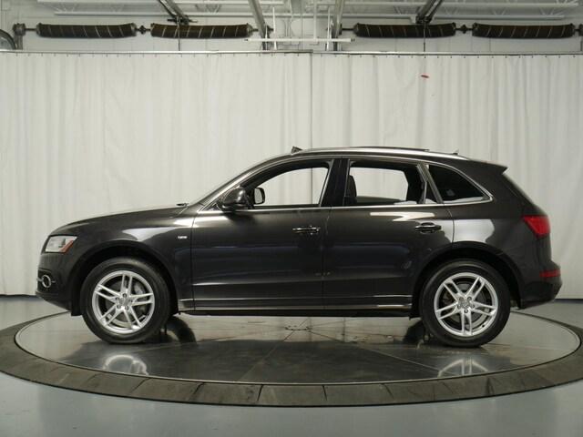 2016 Audi Q5 Quattro  3.0T Premium Plus SUV