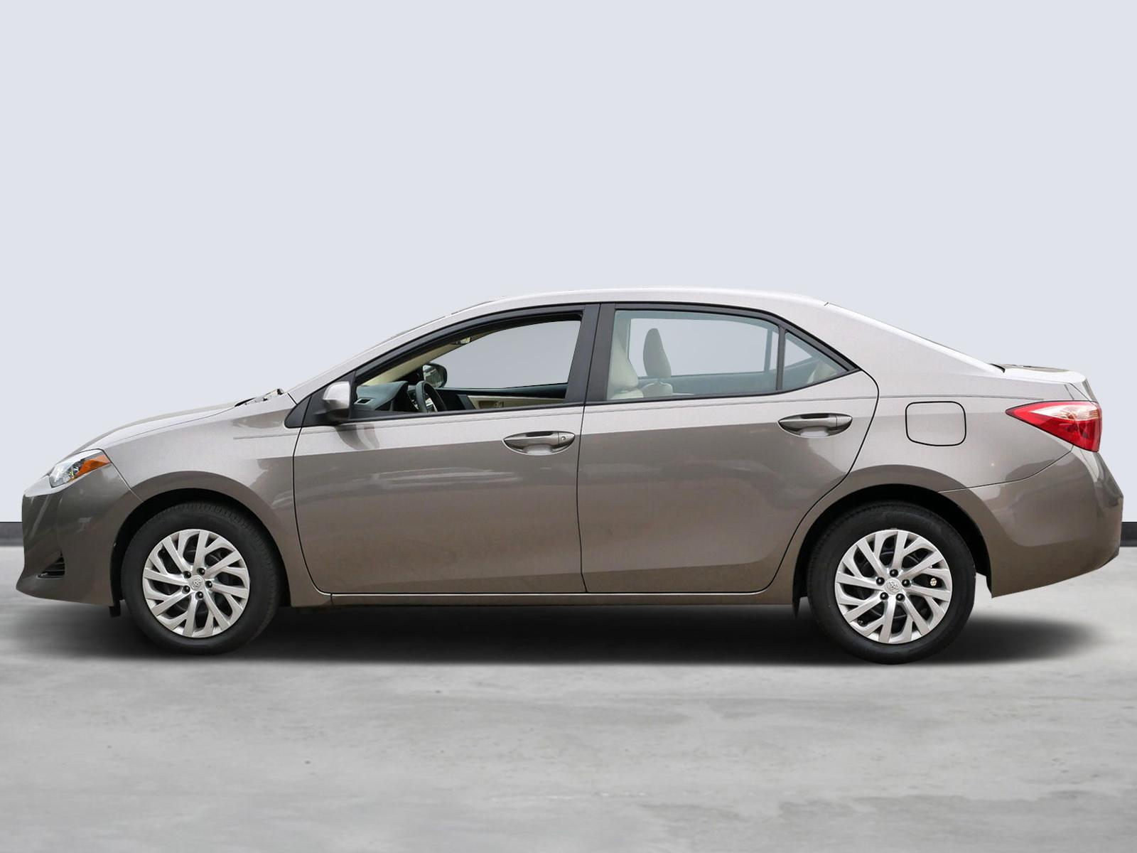 Used 2018 Toyota Corolla L with VIN 2T1BURHE9JC061596 for sale in Minneapolis, Minnesota