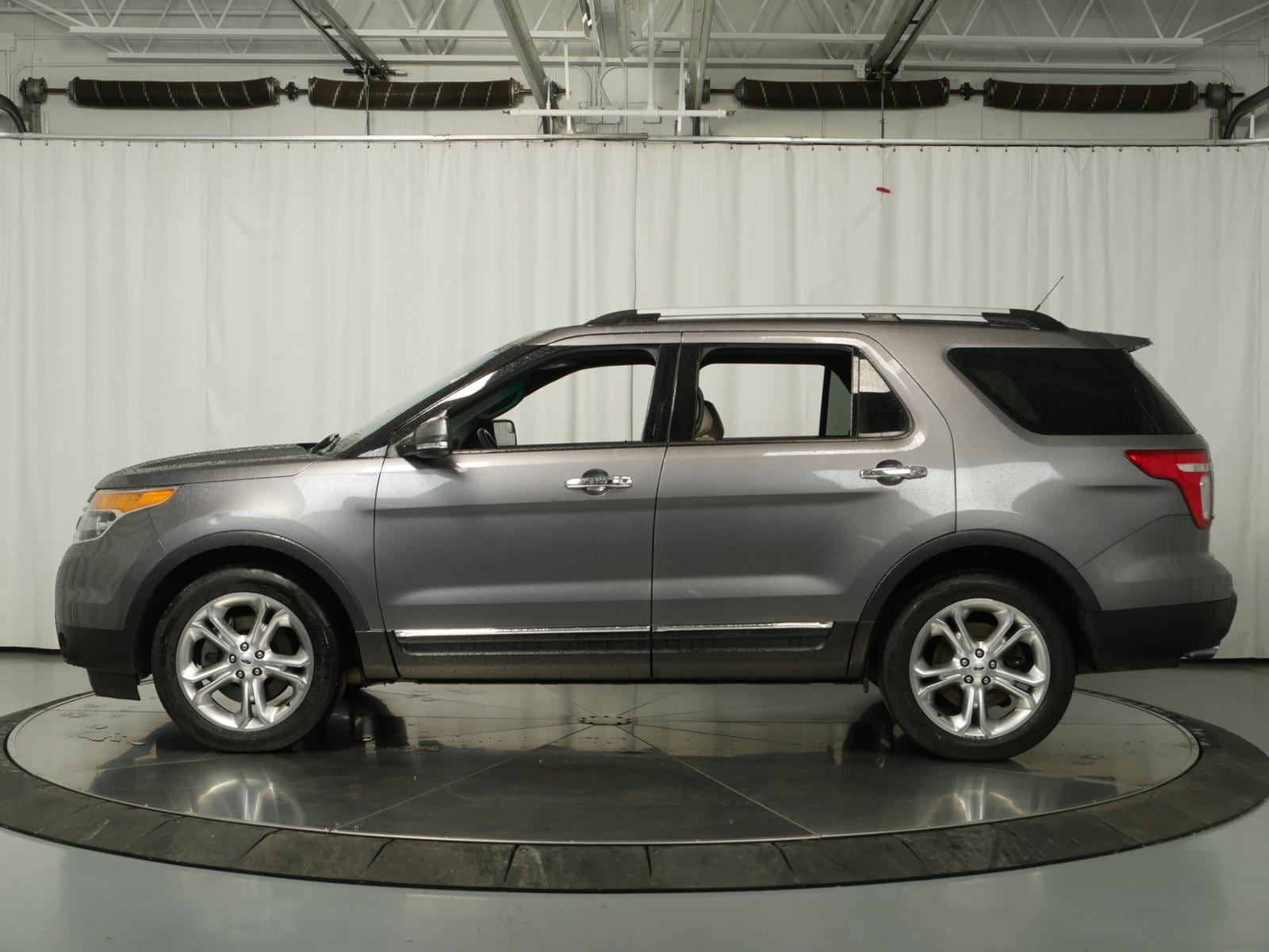 2013 Ford Explorer 4WD  Limited SUV