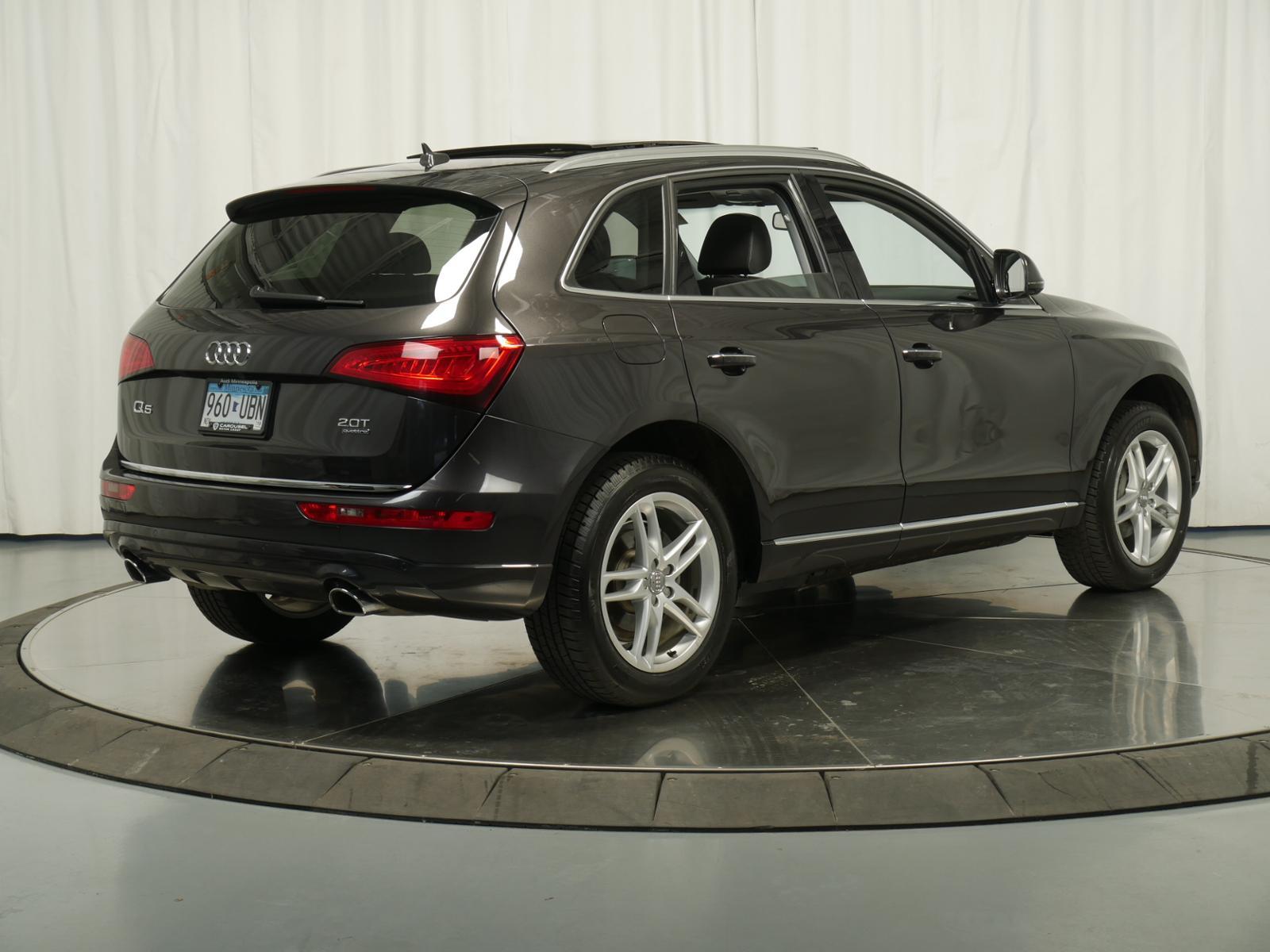 Used 2016 Audi Q5 For Sale at Audi Minneapolis | VIN: WA1L2AFP9GA042201