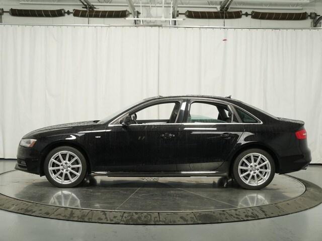 2015 Audi A4 Auto Quattro 2.0T Premium Plus Sedan