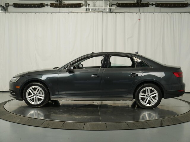 2017 Audi A4 2.0 Tfsi Auto Premium Quattro AWD Sedan