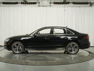 2018 Audi A4 2.0 Tfsi Premium Plus S Tronic Quattro AWD Sedan