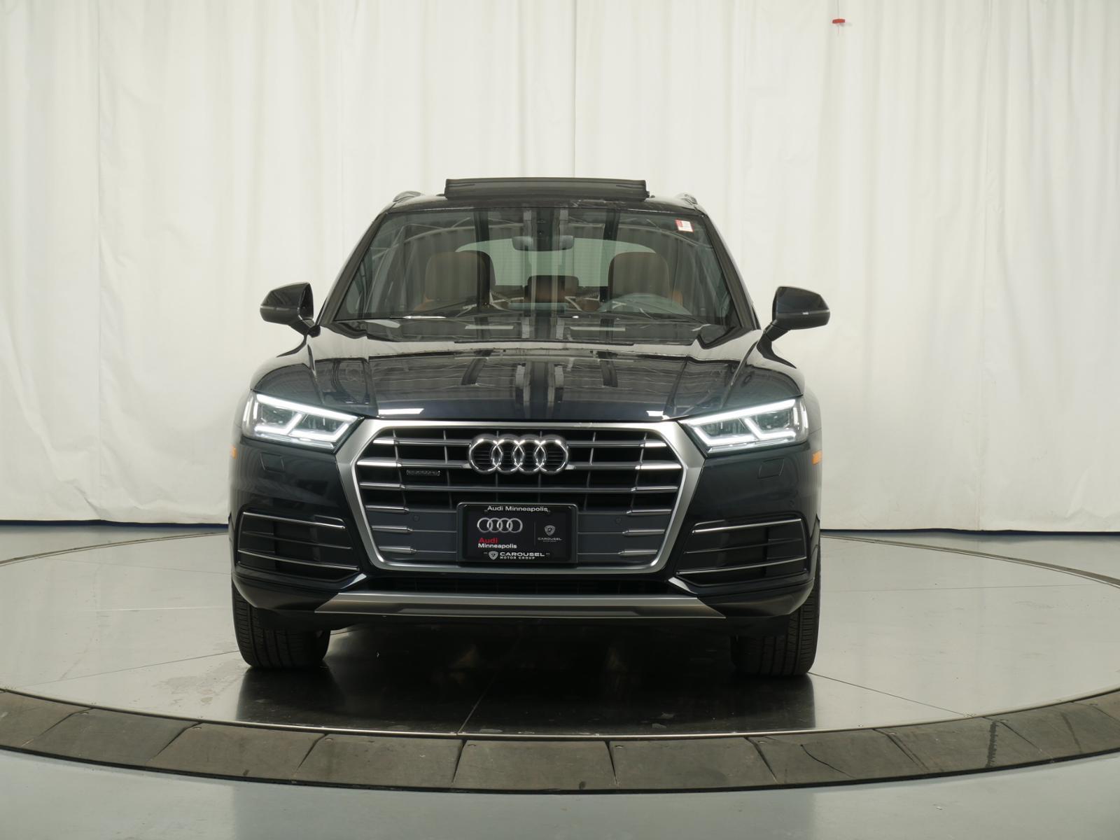 Used 2018 Audi Q5 For Sale at Audi Minneapolis | VIN: WA1BNAFY3J2161259