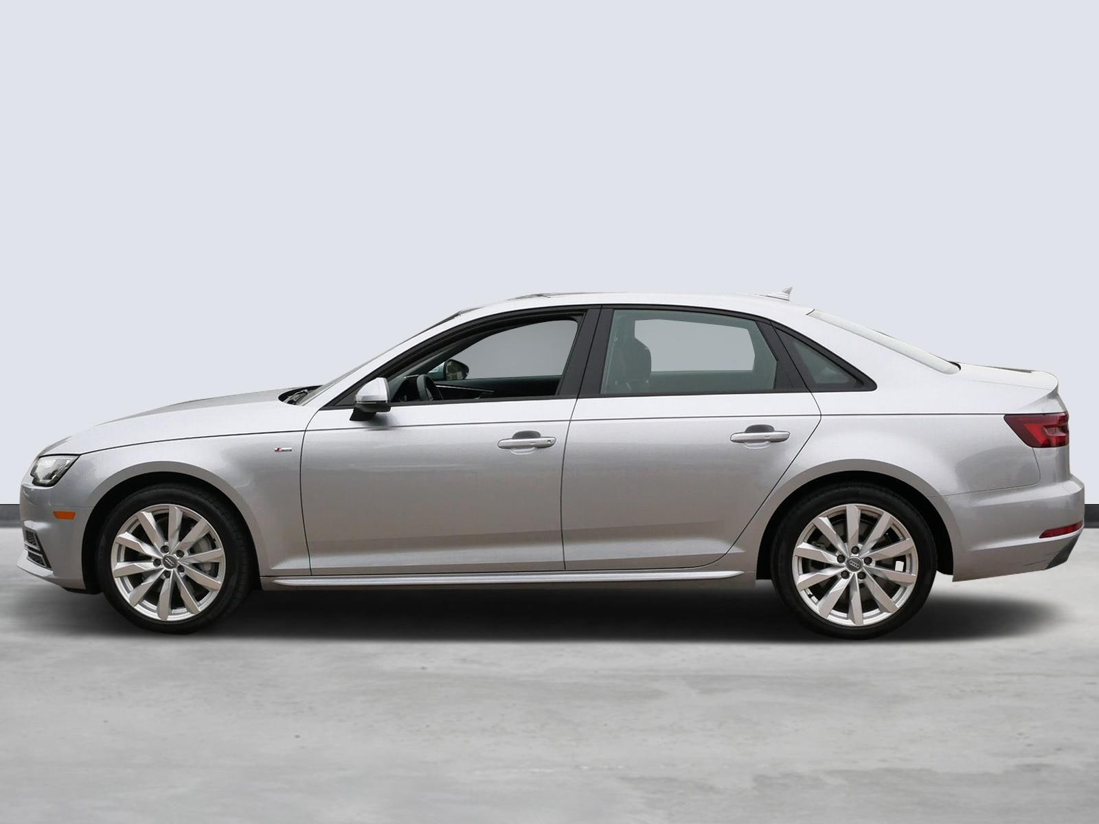 Certified 2018 Audi A4 Premium with VIN WAUDNAF48JN017312 for sale in Minneapolis, Minnesota