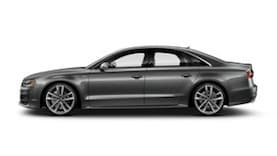 Routine maintenance schedule for Audi S8 plus