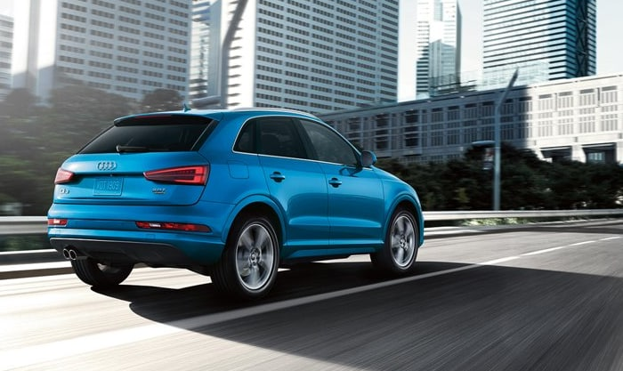 Audi Q3 service near Orange County