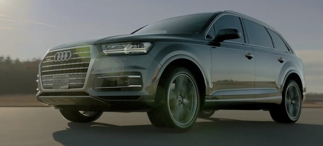 Audi Q7 service in Orange County