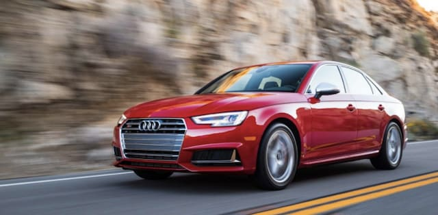 2018 Audi S4 available in Mission Viejo