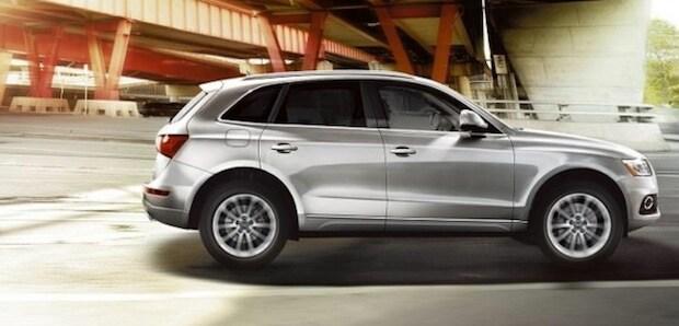 Orange County 2017 Audi Q5