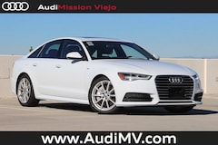 2018 Audi A6 2.0T Premium Plus Fronttrak Sedan