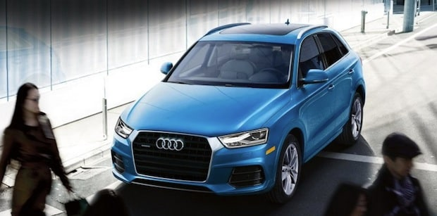 Irvine area 2017 Audi dealer