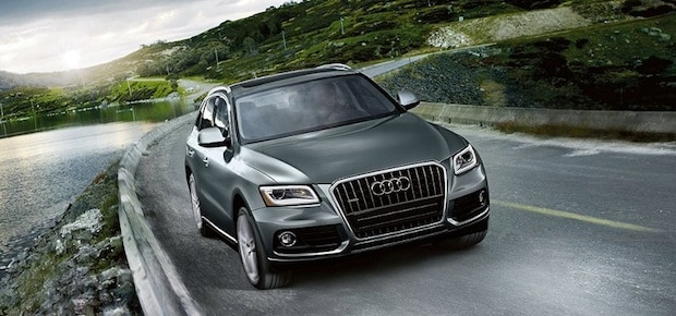 Tustin area 2016 Audi Q5 vs the competition