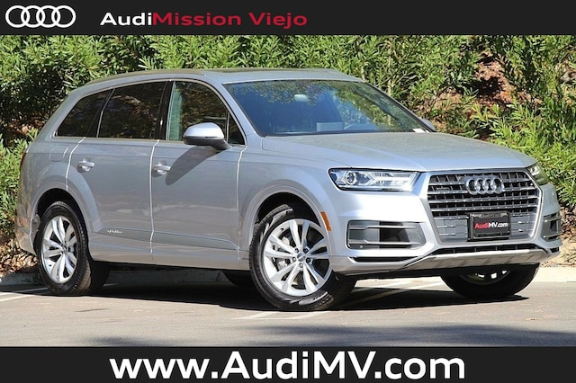 New 2019 Audi Q7 For Sale Mission Viejo Ca