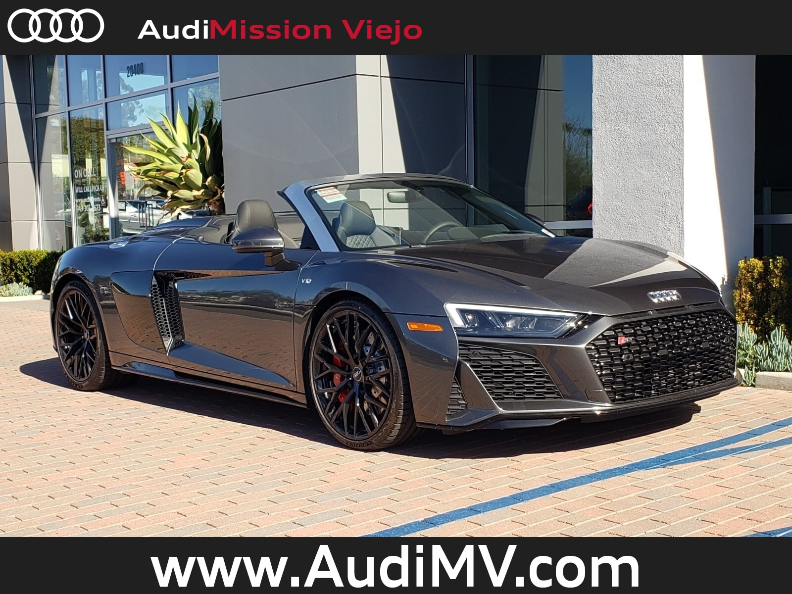 Used 2020 Audi R8 For Sale Serving Orange County Audi Needs