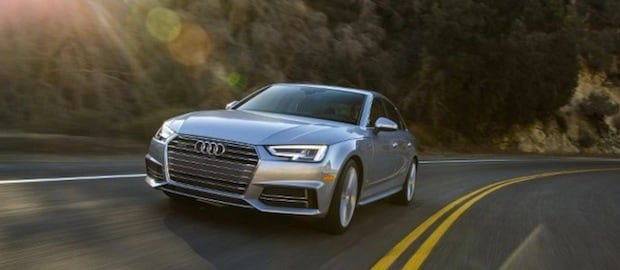 2017 Audi A4 for sale in Orange County