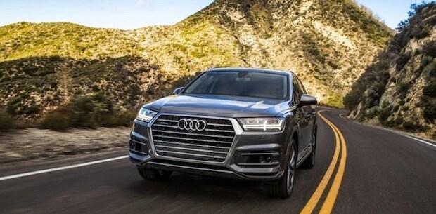 2017 Audi models for sale in Orange County