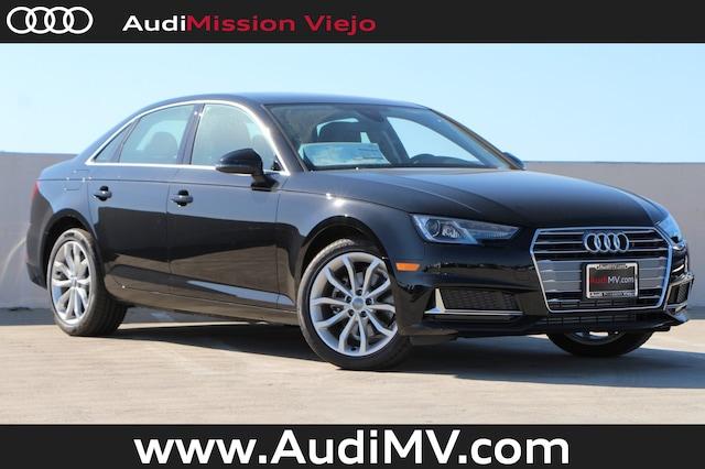 2019 Audi A4 2.0T Premium Sedan