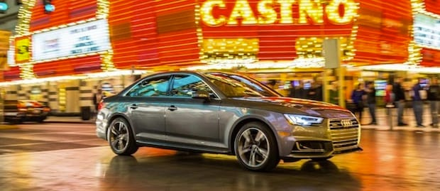Orange County Audi dealership