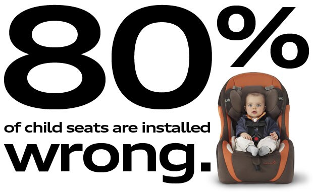 Audi Car Seat Safety Course Audi Safety In Orange County