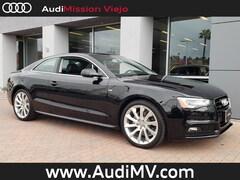 2016 Audi A5 2.0T Premium Plus Quattro Coupe