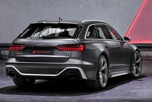 2020 Audi Rs6 Avant Release Date Price Specs More