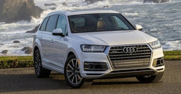 2017 Audi dealership serving Irvine